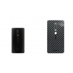 برچسب تزئینی ماهوت مدل Shine-carbon Special مناسب برای گوشی  Nokia 6/1