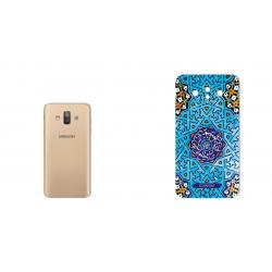 برچسب تزئینی ماهوت مدل Slimi design-tile Design مناسب برای گوشی  Samsung J7 Duo (چند رنگ)
