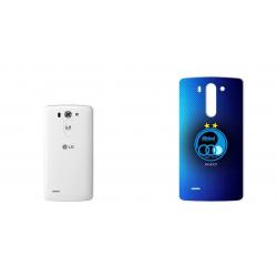 برچسب تزئینی ماهوت مدل ESTEGHLAL Design مناسب برای گوشی  LG G3 Beat (بی رنگ)