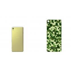 برچسب تزئینی ماهوت مدل Army-Pattern Design مناسب برای گوشی  Sony Xperia XA (سبز)
