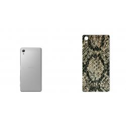 برچسب تزئینی ماهوت مدلJungle-python Texture مناسب برای گوشی  Sony Xperia X
