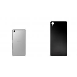 برچسب تزئینی ماهوت مدل Black-color-shades Special مناسب برای گوشی  Sony Xperia X (سفید چرمی)