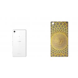 برچسب تزئینی ماهوت مدل  Sheikh Lotfollah Mosque-tile Designمناسب برای گوشی  Sony Xperia Z1 (بی رنگ)