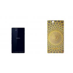 برچسب تزئینی ماهوت مدل  Sheikh Lotfollah Mosque-tile Designمناسب برای گوشی  Sony Xperia Z (بی رنگ)