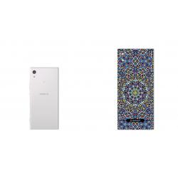 برچسب تزئینی ماهوت مدل Imam Reza shrine-tile Design مناسب برای گوشی  Sony Xperia XA1