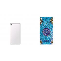 برچسب تزئینی ماهوت مدل Slimi design-tile Design مناسب برای گوشی  Sony Xperia XA Ultra