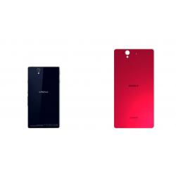 برچسب تزئینی ماهوت مدلColor Special مناسب برای گوشی  Sony Xperia Z (زرد خردلی)