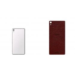 برچسب تزئینی ماهوت مدلNatural Leather مناسب برای گوشی  Sony Xperia XA Ultra (کرم)