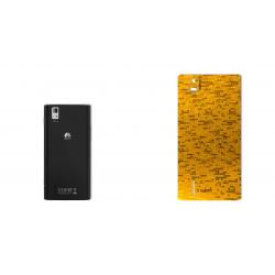 برچسب تزئینی ماهوت مدل  Gold-pixel Special مناسب برای گوشی Huawei Ascend P2 (چند رنگ)