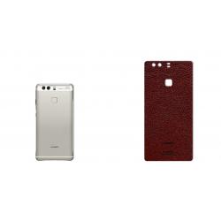 برچسب تزئینی ماهوت مدلNatural Leather مناسب برای گوشی  Huawei P9 Plus (قهوه ای)