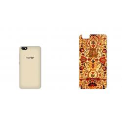 برچسب تزئینی ماهوت مدل Iran-carpet Design مناسب برای گوشی  Huawei Honor 4X (قرمز)