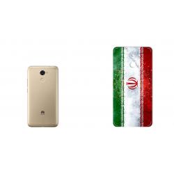 برچسب تزئینی ماهوت مدل IRAN-flag Design مناسب برای گوشی  Huawei Y7 Prime