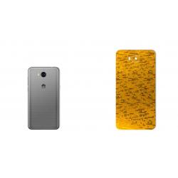 برچسب تزئینی ماهوت مدل  Gold-pixel Special مناسب برای گوشی Huawei Y5 2017