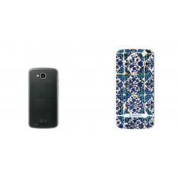 برچسب تزئینی ماهوت مدل Traditional-tile Design مناسب برای گوشی  LG X Venture
