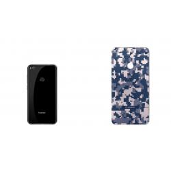 برچسب تزئینی ماهوت مدل Army-pixel Design مناسب برای گوشی Huawei Honor 8 Lite (خاکستری)