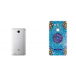 برچسب تزئینی ماهوت مدل Slimi design-tile Design مناسب برای گوشی  Huawei Mate 7 (چند رنگ)