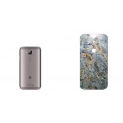 برچسب تزئینی ماهوت مدل Marble-vein-cut Special مناسب برای گوشی  Huawei Ascend G8 (نسکافه ای)