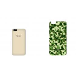 برچسب تزئینی ماهوت مدل Army-Pattern Design مناسب برای گوشی  Huawei Honor 4X (سبز)