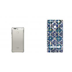 برچسب تزئینی ماهوت مدل Traditional-tile Design مناسب برای گوشی  Huawei P9 Plus (چند رنگ)