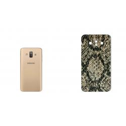 برچسب تزئینی ماهوت مدلJungle-python Texture مناسب برای گوشی  Samsung  J7 Duo (چند رنگ)