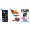 برچسب تزئینی ماهوت مدل Wild-flower Texture مناسب برای گوشی  Huawei P9 Plus