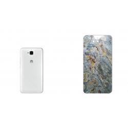 برچسب تزئینی ماهوت مدل Marble-vein-cut Special مناسب برای گوشی  Huawei Y6 Pro