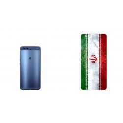 برچسب تزئینی ماهوت مدل IRAN-flag Design مناسب برای گوشی  Huawei P10 Plus (چند رنگ)