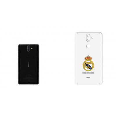 برچسب تزئینی ماهوت مدل REAL MADRID Design مناسب برای گوشی  Nokia 8Sirocco (چند رنگ)