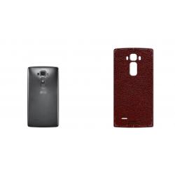 برچسب تزئینی ماهوت مدلNatural Leather مناسب برای گوشی  LG G Flex 2 (قهوه ای)