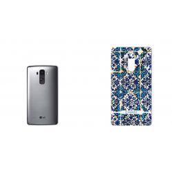 برچسب تزئینی ماهوت مدل Traditional-tile Design مناسب برای گوشی  LG G4 Stylus (بی رنگ)