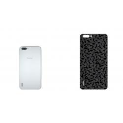 برچسب تزئینی ماهوت مدل Silicon Texture مناسب برای گوشی  Huawei Honor 6 Plus