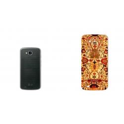 برچسب تزئینی ماهوت مدل Iran-carpet Design مناسب برای گوشی  LG X Venture (قرمز)