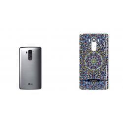 برچسب تزئینی ماهوت مدل Imam Reza shrine-tile Design مناسب برای گوشی  LG G4 Stylus
