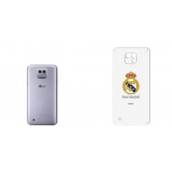 برچسب تزئینی ماهوت مدل REAL MADRID Design مناسب برای گوشی  LG X Cam (بی رنگ)