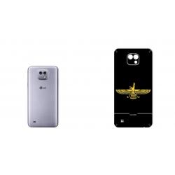 برچسب تزئینی ماهوت مدل Farvahar Design مناسب برای گوشی  LG X Cam (بی رنگ)