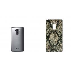 برچسب تزئینی ماهوت مدلJungle-python Texture مناسب برای گوشی  LG G4 Stylus (بی رنگ)