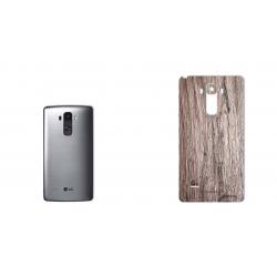 برچسب تزئینی ماهوت مدل Walnut Texture مناسب برای گوشی  LG G4 Stylus