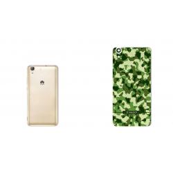 برچسب تزئینی ماهوت مدل Army-Pattern Design مناسب برای گوشی  Huawei Y6 II
