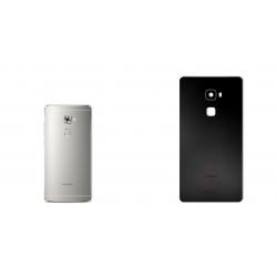 برچسب تزئینی ماهوت مدل Black-color-shades Special مناسب برای گوشی  Huawei Mate S (نقرهای مات)