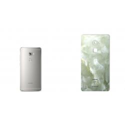 برچسب تزئینی ماهوت مدل Marble-light Special مناسب برای گوشی  Huawei Mate S