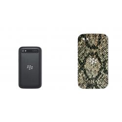 برچسب تزئینی ماهوت مدلJungle-python Texture مناسب برای گوشی  BlackBerry Classic-Q20 (چند رنگ)