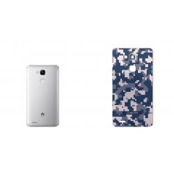 برچسب تزئینی ماهوت مدل Army-pixel Design مناسب برای گوشی Huawei Mate 7 (آبی)
