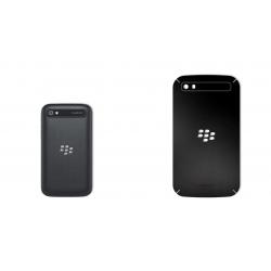 برچسب تزئینی ماهوت مدل Black-color-shades Special مناسب برای گوشی  BlackBerry Classic-Q20 (نقرهای مات)