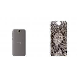 برچسب تزئینی ماهوت مدل Cobra-scale Leather مناسب برای گوشی  HTC E9 Plus