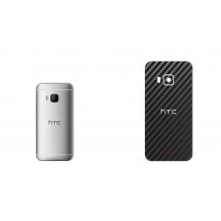 برچسب تزئینی ماهوت مدل Carbon-fiber Texture مناسب برای گوشی  HTC M9 (مشکی)