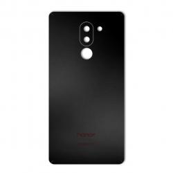 برچسب تزئینی ماهوت مدل Black-color-shades Special مناسب برای گوشی  Huawei Honor 6X