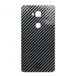 برچسب تزئینی ماهوت مدل Shine-carbon Special مناسب برای گوشی  Huawei GR5 (نقره ای)