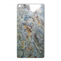 برچسب تزئینی ماهوت مدل Marble-vein-cut Special مناسب برای گوشی  Huawei P8max