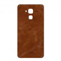 برچسب تزئینی ماهوت مدل Buffalo Leather مناسب برای گوشی Huawei GT3