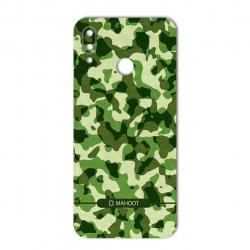 برچسب تزئینی ماهوت مدل Army-Pattern Design مناسب برای گوشی  Huawei Nova 3e (سبز)